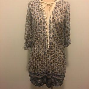 Zara tunic/shirt/dress